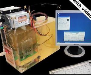 масляное охлаждение компьютера